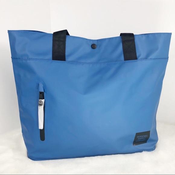 Herschel Supply Company Handbags - Herschel Alexander tote studio XL blue